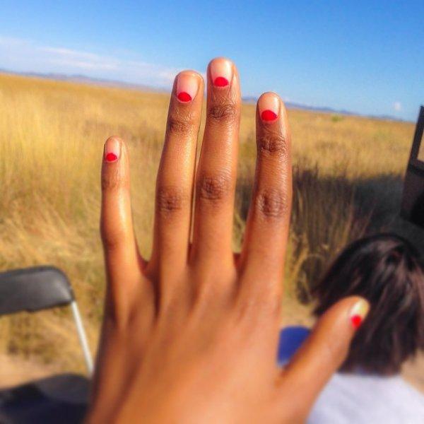 finger, hand, nail, cosmetics, thumb,