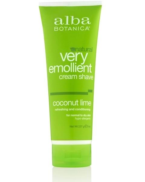 Alba Botanica Coconut Lime Cream Shave