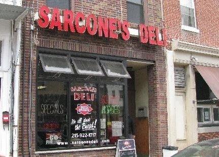 Sarcone's Deli, Philadelphia, Pennsylvania