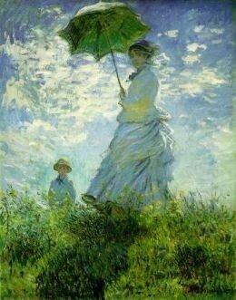 The Stroll – Monet