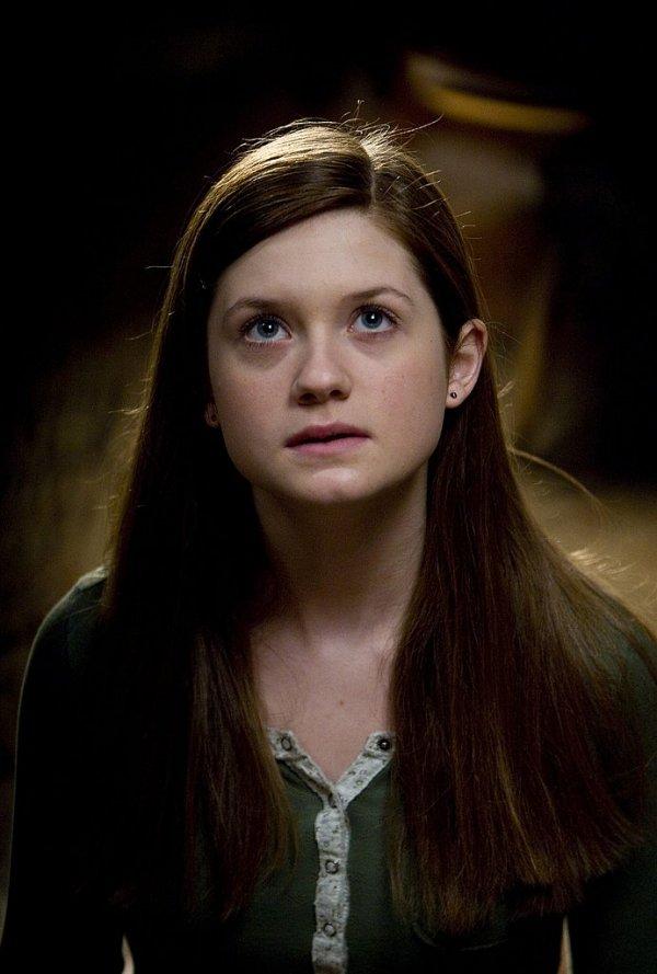 Ginny Weasley (Harry Potter)