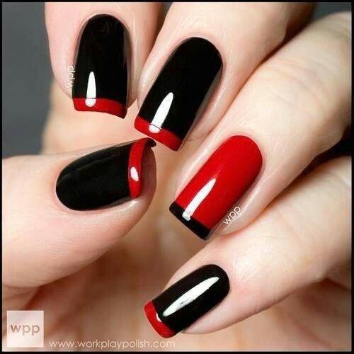 finger,nail,nail care,nail polish,red,