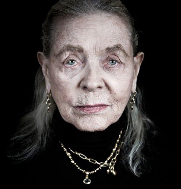 Lauren Bacall, August 12