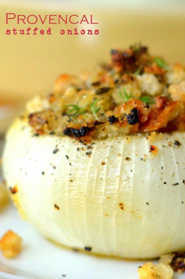Stuffed Onions