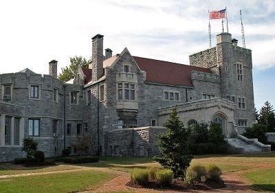 Glamorgan Castle, Ohio