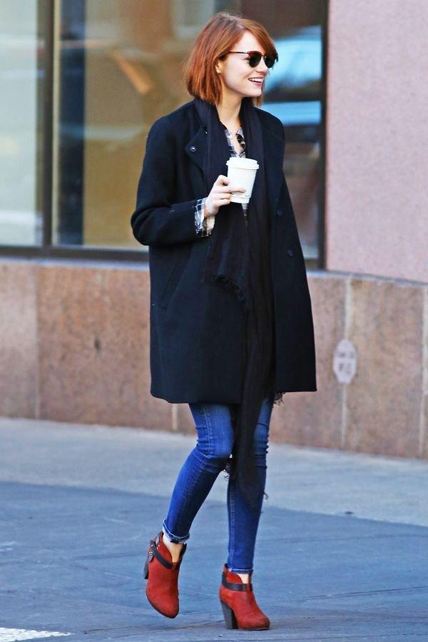 Emma Stone, Again!