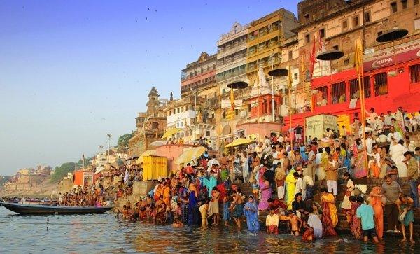 Finding Salvation in Varanasi, India