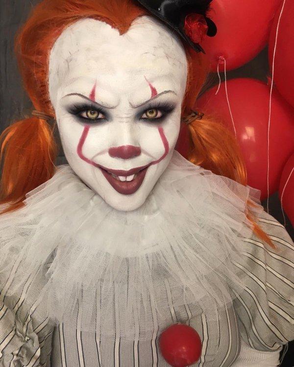 face, clown, nose, head, supervillain,