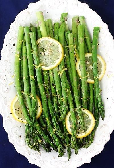 Asparagus…