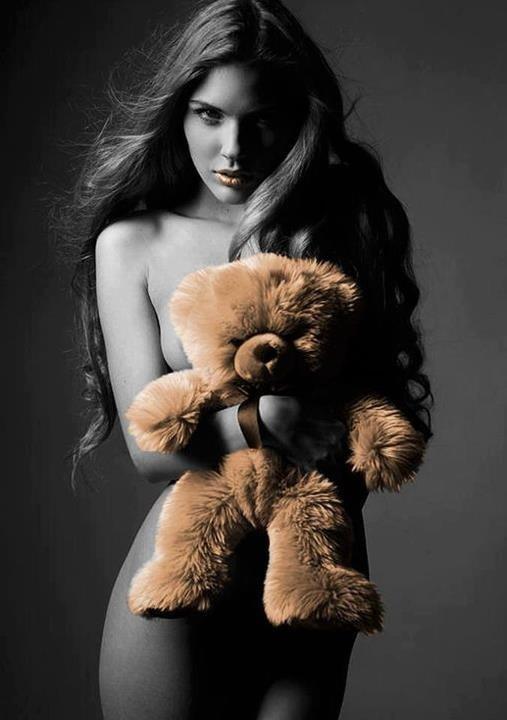 A Cuddle with Teddy
