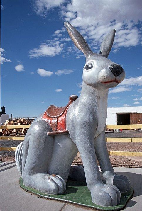 Jack Rabbit Trading Post, Joseph City, Arizona