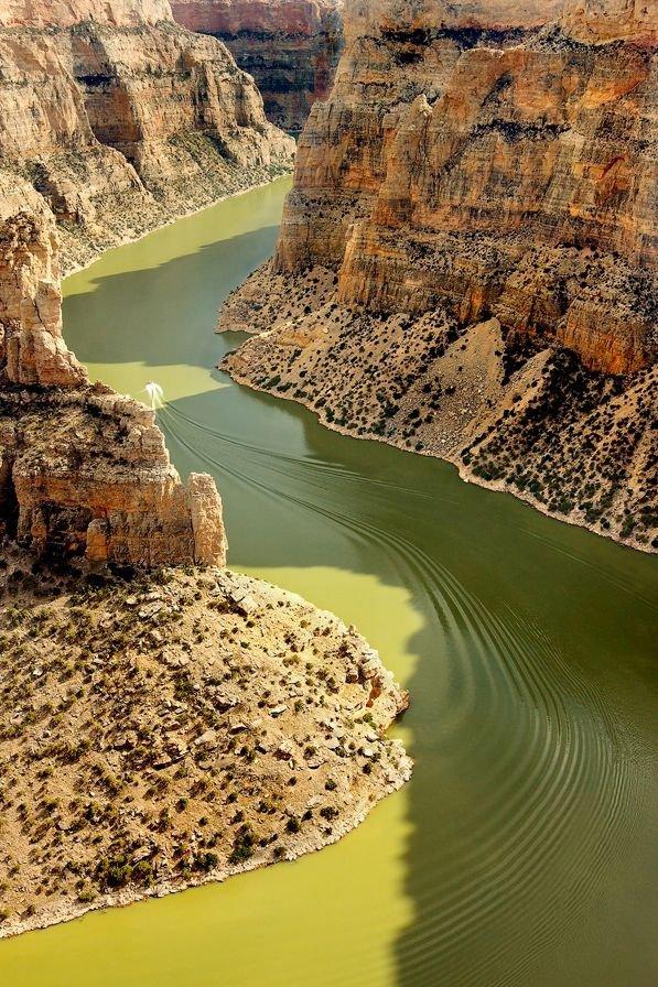 Montana – Bighorn Canyon National Recreation Area