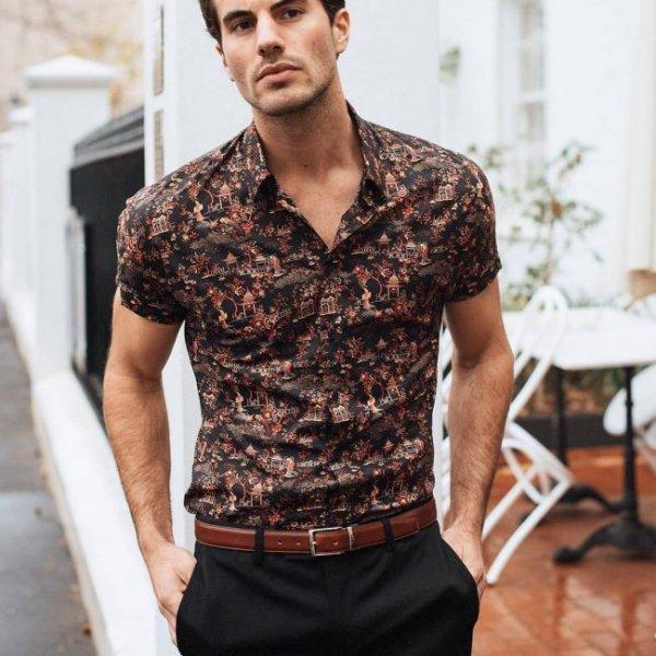 clothing, sleeve, blouse, pattern, fashion accessory,