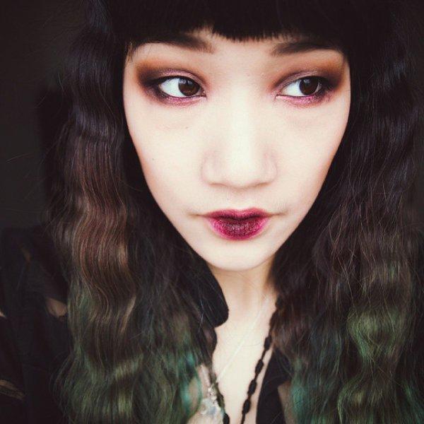 color, hair, face, black, nose,