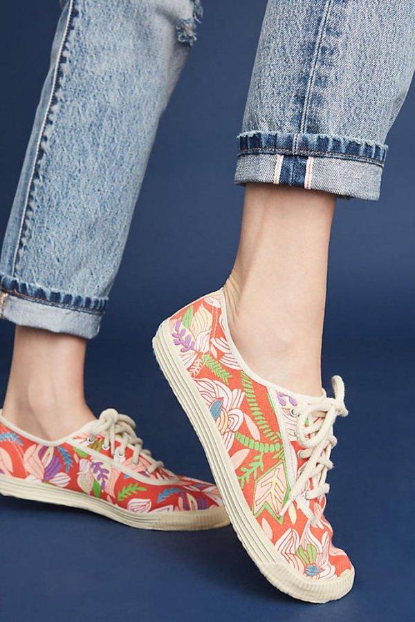footwear, shoe, leg, pattern, spring,