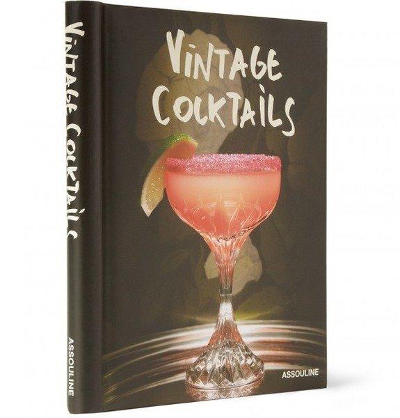 Vintage Cocktails [Hardcover]
