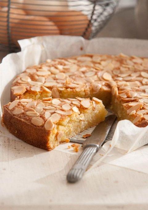 Flourless Coconut & Vanilla Cake