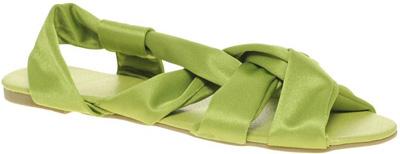 ASOS Fantasy Neoprene Twist Sandals