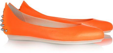 McQ Alexander McQueen Neon Shoes