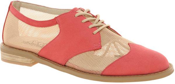F-Troupe Mesh Saddle Shoes