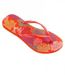 Havaianas: Slim Allegra Flip Flops