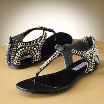 Jennifer Lopez Thong Sandals