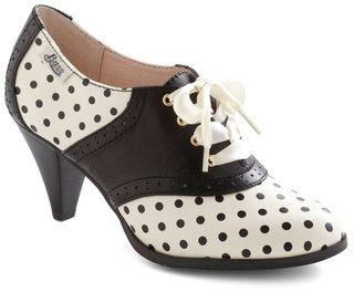 Rachel Antonoff for Bass Heeled Saddle Shoes