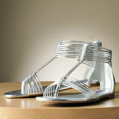 Jennifer Lopez Gladiator Sandals