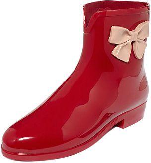 MEL Shoes Ankle Rain Booties