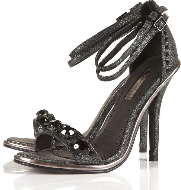 Gem Studded Shoes