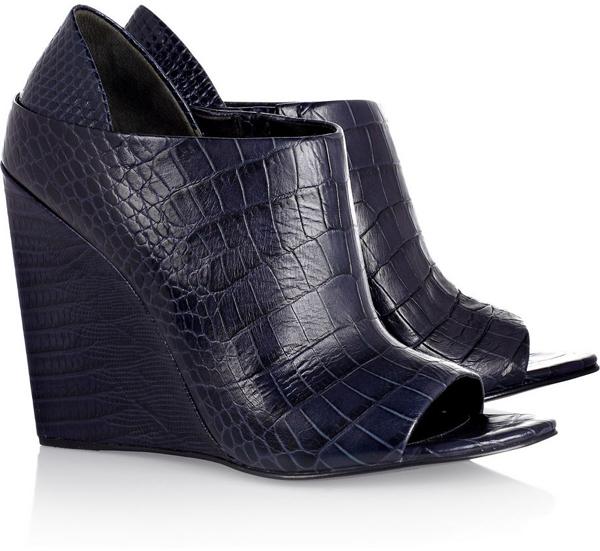 4778e0554da Wedge Booties - 8 Stylish New Season Wedge Shoes ... Shoes