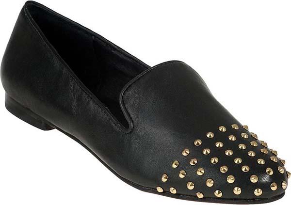 Melter Loafer Black Leather
