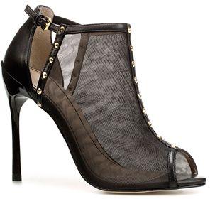 Peep Toe Boots…