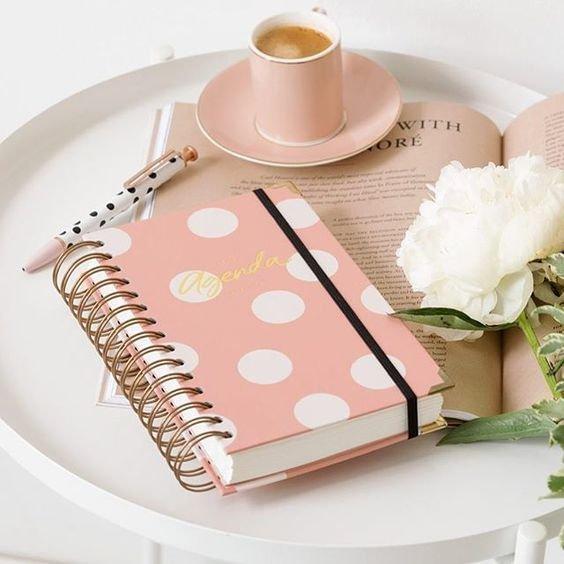 Pink, Design, Polka dot, Room, Tableware,