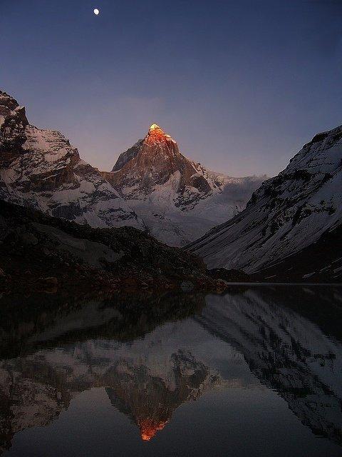 Kedartal, Garhwal Himalayas