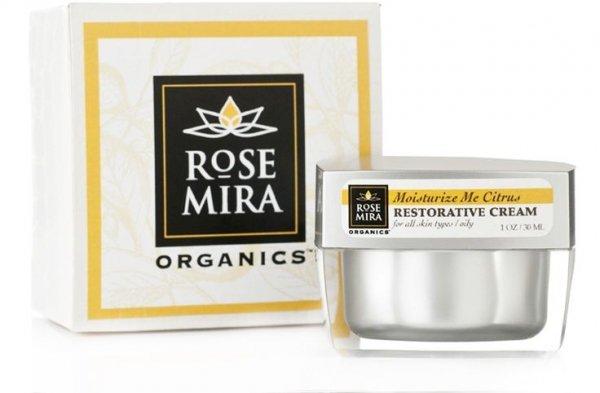 Rosemira Organics Moisturize Me Citrus Restorative Cream