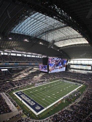 Cowboys Stadium-Arlington