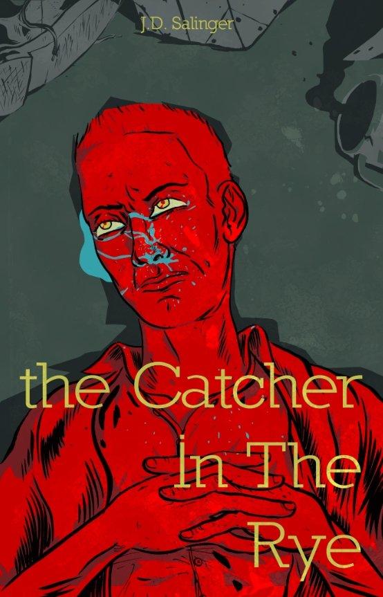 The Catcher in the Rye – J. D. Salinger