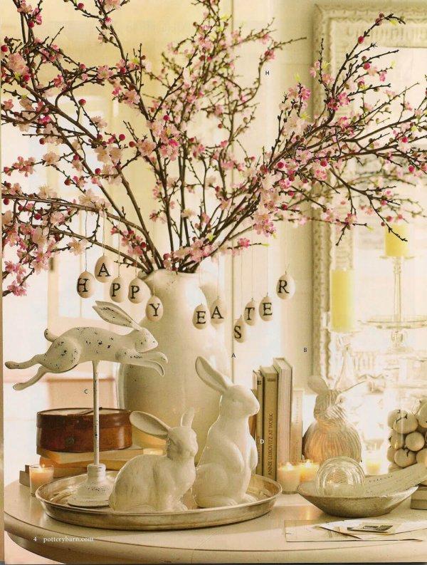 flower, branch, floristry, spring, modern art,