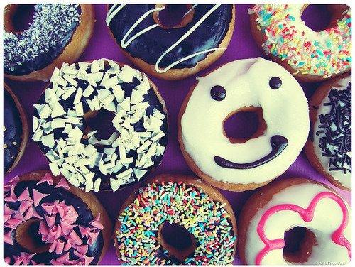 Donuts = Summer Carnivals