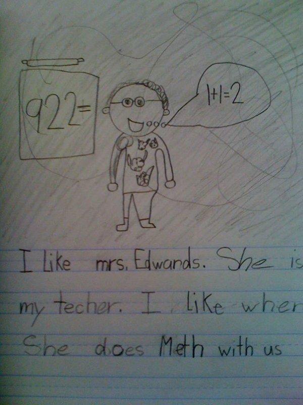 Teachers Doing Math is a Good Thing