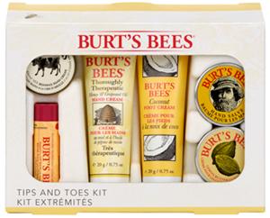 Burt's Bees Tips N' Toes Kit