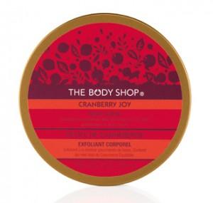 Cranberry Joy Body Scrub
