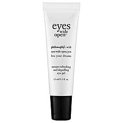 Philosophy Eyes Wide Open™ Instant Refreshing and Depuffing Eye Gel