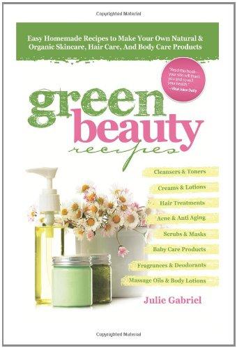Green Beauty Recipes
