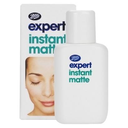 Boots Expert Instant Matte Shine Control