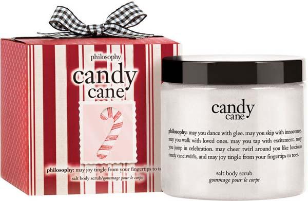 Philosophy Candy Cane Salt Body Scrub
