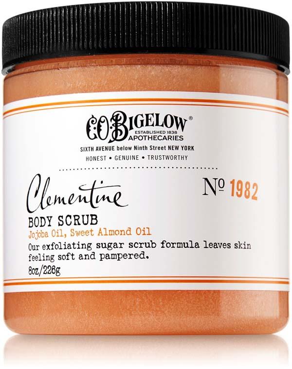 C.O. Bigelow Clementine Body Scrub