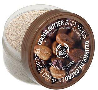 The Body Shop Cocoa Butter Body Scrub