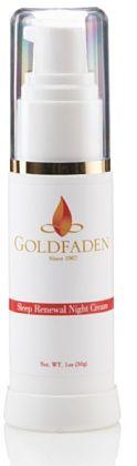 Goldfaden Sleep Renewal Night Cream